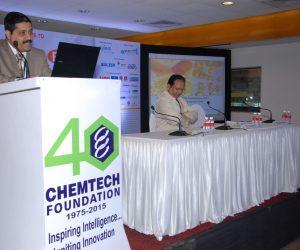 Speaker at ChemTech